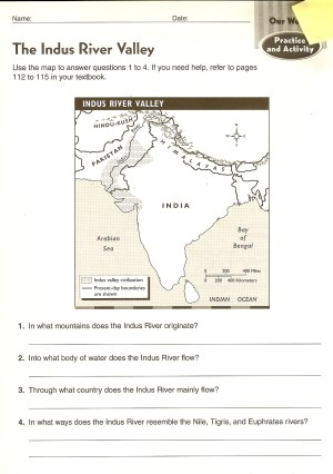 Chapter 4 Ancient India | Mr Proehl's Social Studies Class
