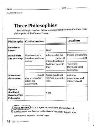 Chapter 5 Ancient China | Mr Proehl's Social Studies Class