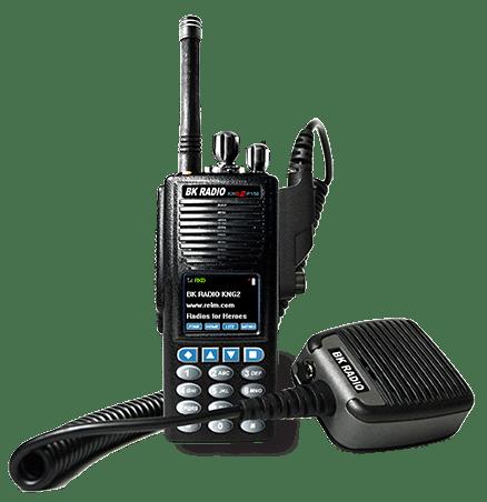 KNG2 Portable Bendix King Radios