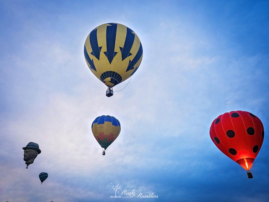 King Valley Balloon Festival