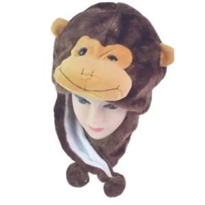 Eläinhattu apina