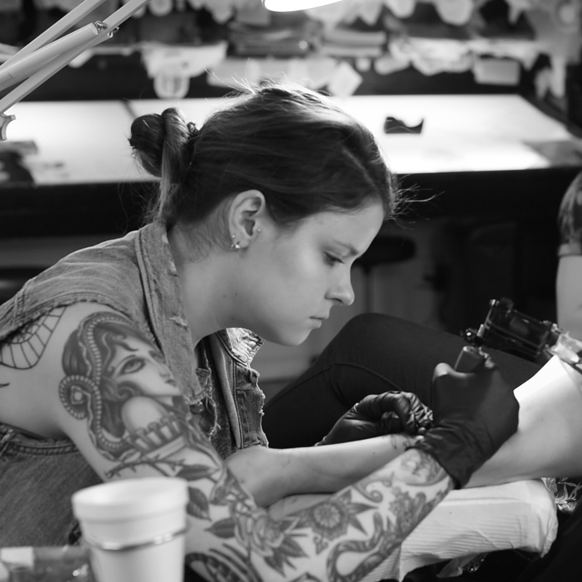 Becca Genne Bacon Kings Avenue Tattoo