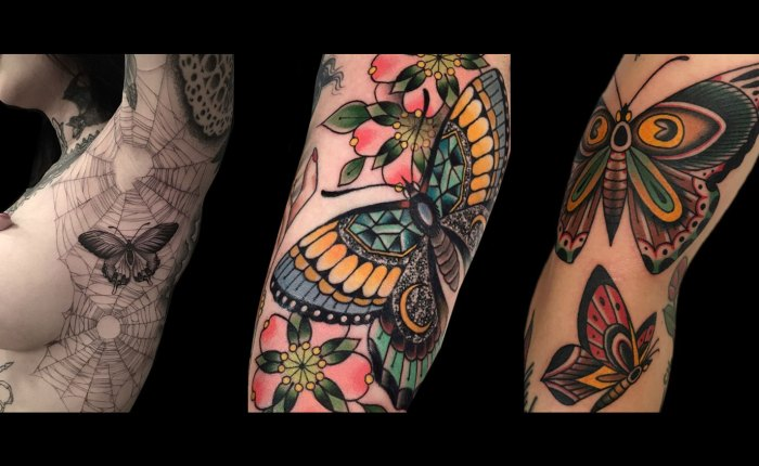 Kings Avenue Butterfly Tattoo Ideas