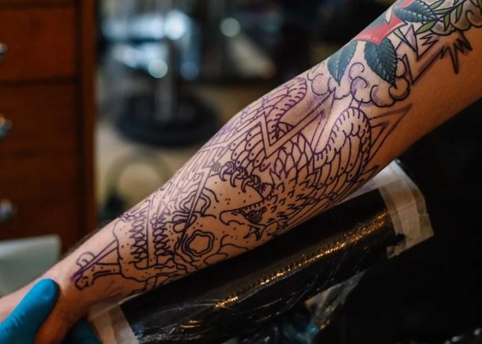 Grez tattoo artist