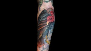 Mike Rubendall Tattoos Will Lollie - Vulture Tattoo