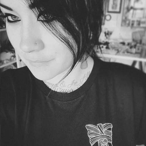Jasmine Wright Kings Avenue Tattoo