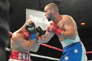 Travis Kauffman vs Tony Grano