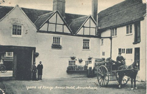The Kings Arms, Old Amersham