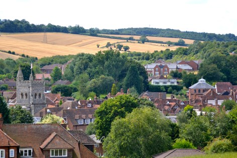 Old Amersham, Buckinghamshire