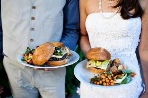 bride burger