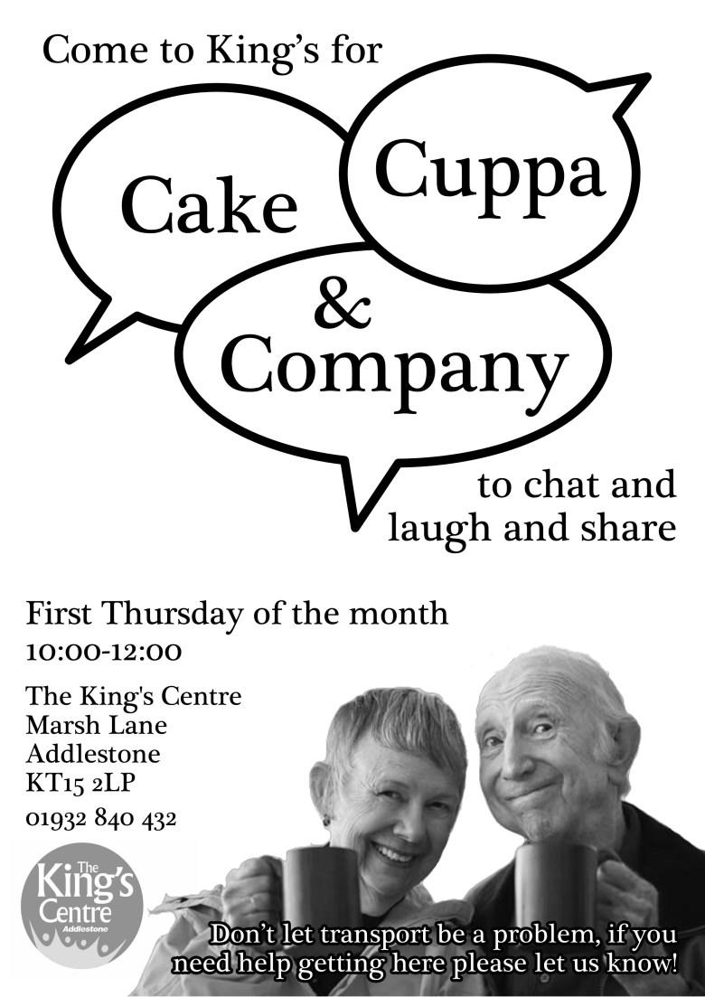 Cake Cuppa Company