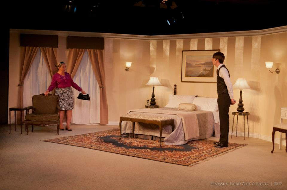 Production photo by Benjamin Laird Arts & Photo
