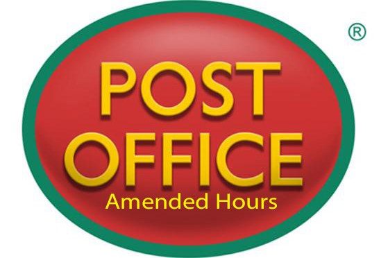 Post office opening times February 2019