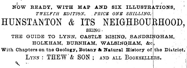 1892 July 2nd Thew & Son 1 to 4