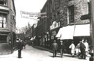 1920s High st Wenns corner
