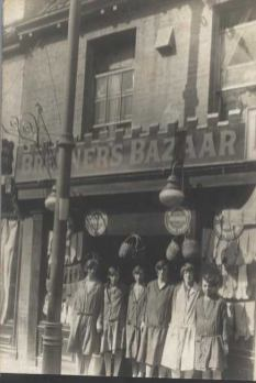 1910 (approx) Max Brenners Penny Bazaar Norwich
