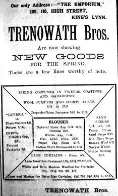 1922 Mar 17th Trenowath Bros