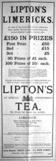1907 Aug 23rd Liptons