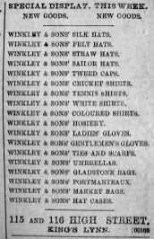 1894 June 2nd Winkley