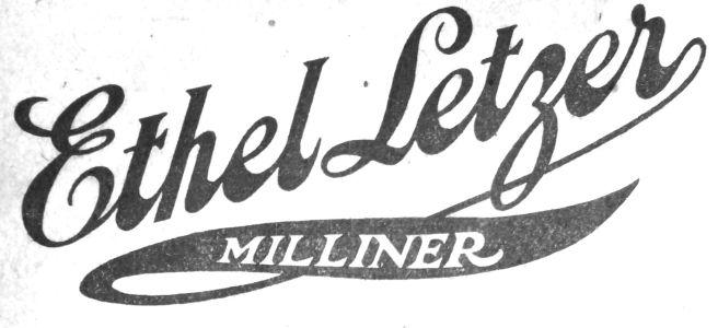 1925 Feb 27th Ethel Letzer crop