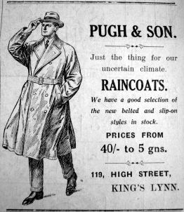 1927 June 24th Pugh & Son
