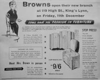 1953 Dec 11th Browns opens