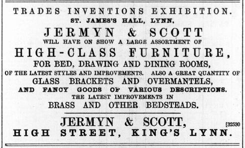 1888 October 27th Jermyn & Scott @ 15 & 16