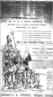 1900 Feb 10th Jermyn & Perry LN&CP
