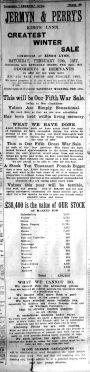 1917 Feb 9th Jermyn & Perry