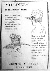 1919 April 11th Jermyn & Perry