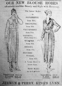 1919 Mar 7th Jermyn & Perry 2