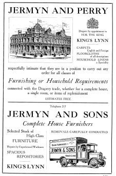 1924 Jermyns @ 12 to 16 (Holcombe Ingleby Treasures of Lynn)
