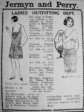 1926 Apr 16th Jermyn & Perry