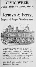 1927 June 17th Jermyn & Perry Civic Week