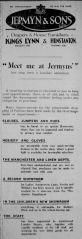 1928 May 25th Jermyn & Sons Ltd