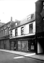 1930 Jermyns No 10 & 11 before arcade built