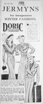 1935 Oct 25th Jermyns