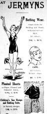 1936 June 5th Jermyns swimwear