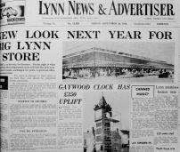 1968 Sept 20th Jermyns refacing scheme