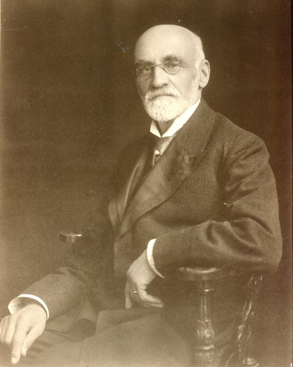 Sir Alfred Jermyn (Keith Jermyn)