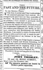 1862 Jan 4th John Thorley @ Nos 12 & 13