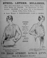 1914 May 1st Ethel Letzer