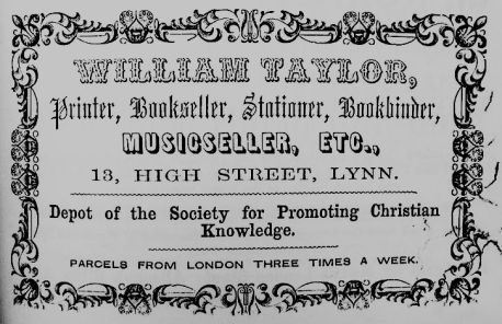 1856 Directory William Taylor Lynn Forums gscale