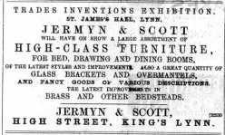 1888 October 20th Jermyn & Scott Nos 15 & 16