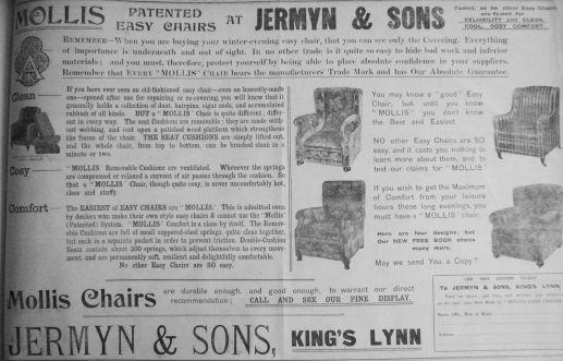 1912 Nov 30th Jermyn & Sons