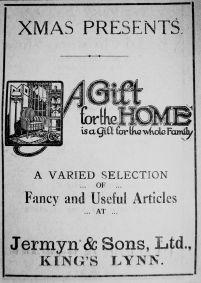 1927 Dec 9th Jermyn & Sons