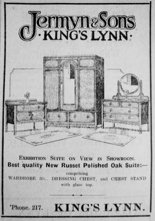 1927 June 3rd Jermyn & Sons