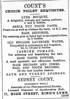 1887 January 1st Sydney Count @ No 17