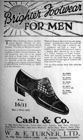 1926 Mar 19th W & E Turner Ltd