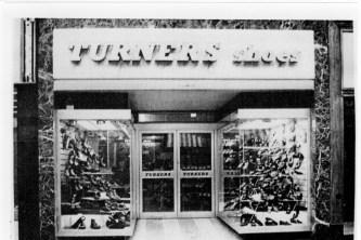W & E Turner shopfront (Rob Hall)